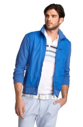 Sportief trainingsjack ´Skanni`, Blauw