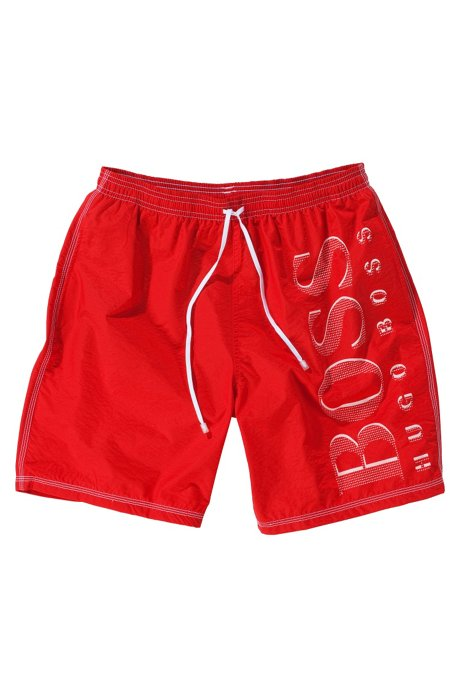 85dd2a00a631a BOSS - Swim shorts in a quick-drying fabric blend: 'Killifish BM'