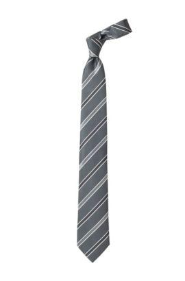 Cravate en soie, ligne Traveller, Tie 7,5 cm, Chaux