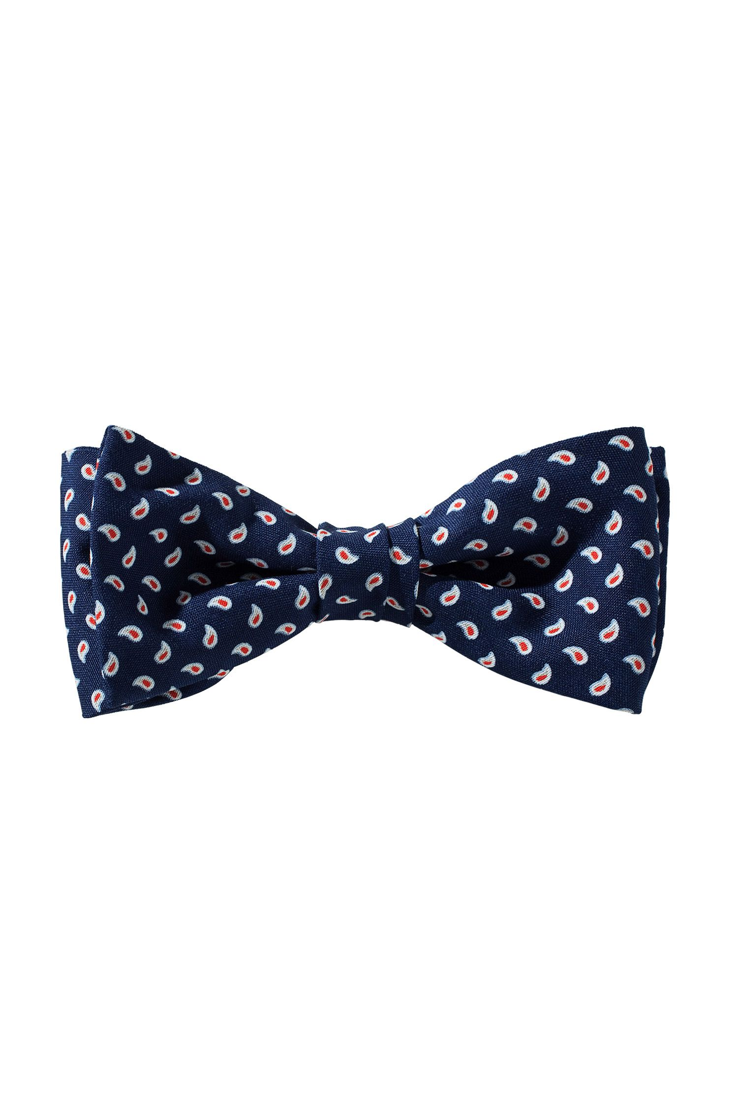 Fliege ´BOW TIE` mit Paisly-Muster