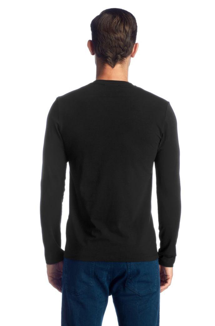 Long sleeve T-shirt with elastane 'Dredino'