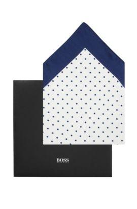 Einstecktuch ´Pocket square 33 x 33 cm`, Dunkelblau