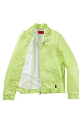 Outdoor-Jacke ´Brunos` aus leichtem Material, Grün