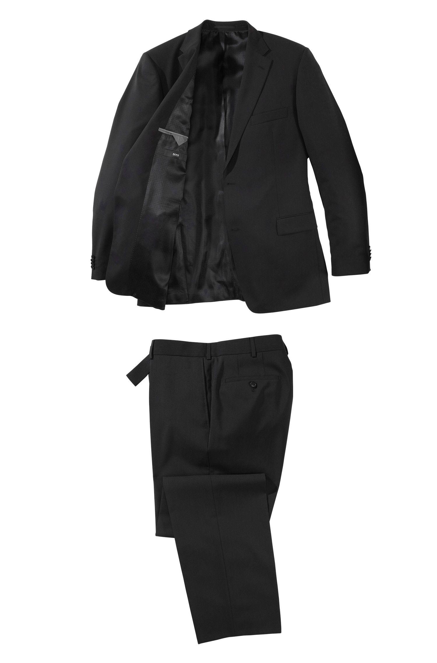 Anzug ´Pavese1/Verga1` aus reiner Schurwolle