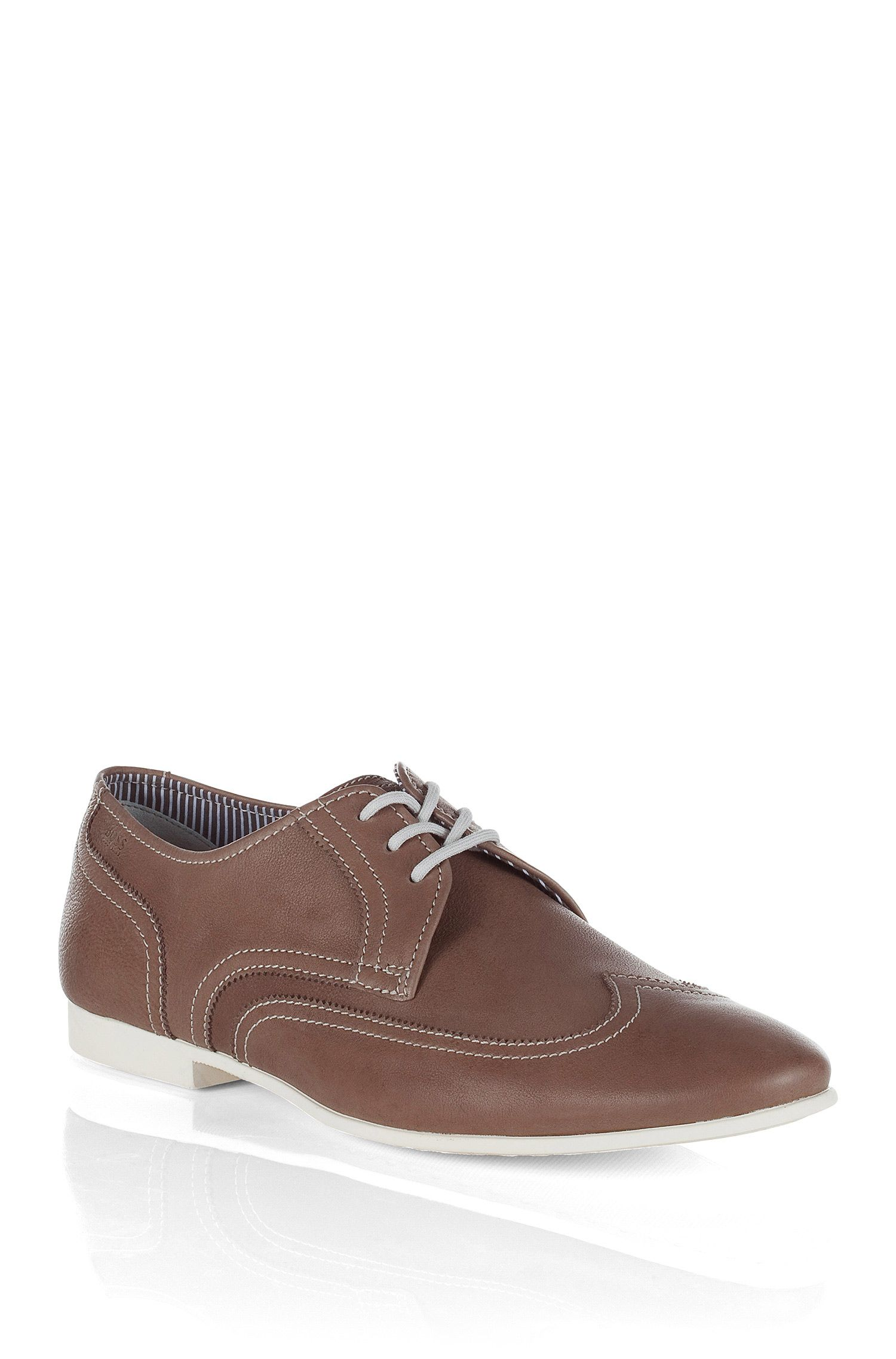 Chaussures Derby à bout golf, Ammio