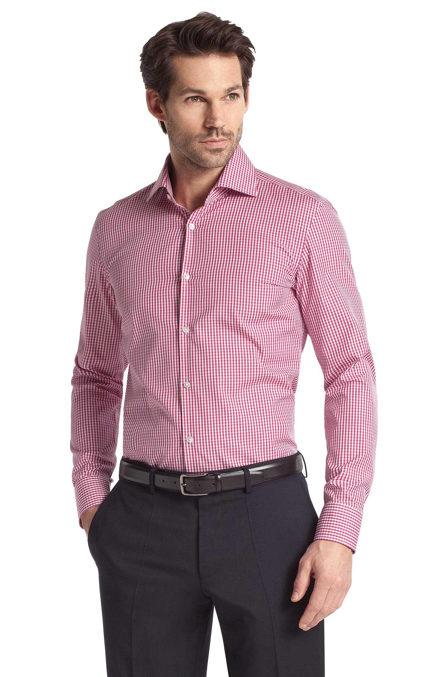 Business-overhemd ´Jaron` met windsorkraag