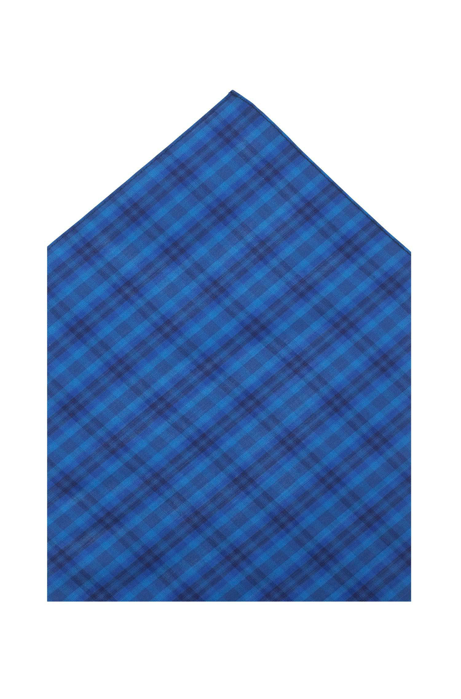 Pochet ´Pocket square 35 x 35` van katoen