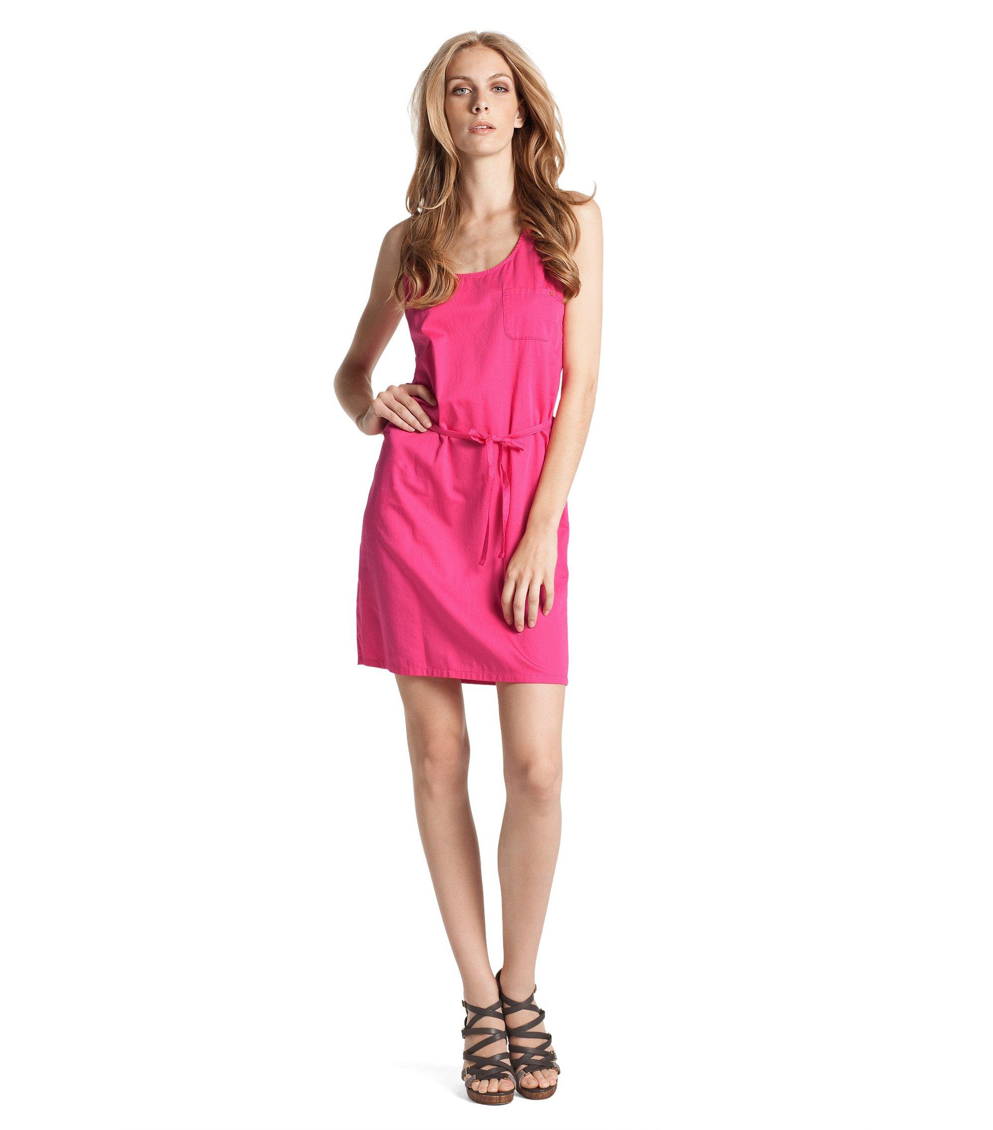 Kleid  ´Akabella-W` aus Baumwolle, Pink