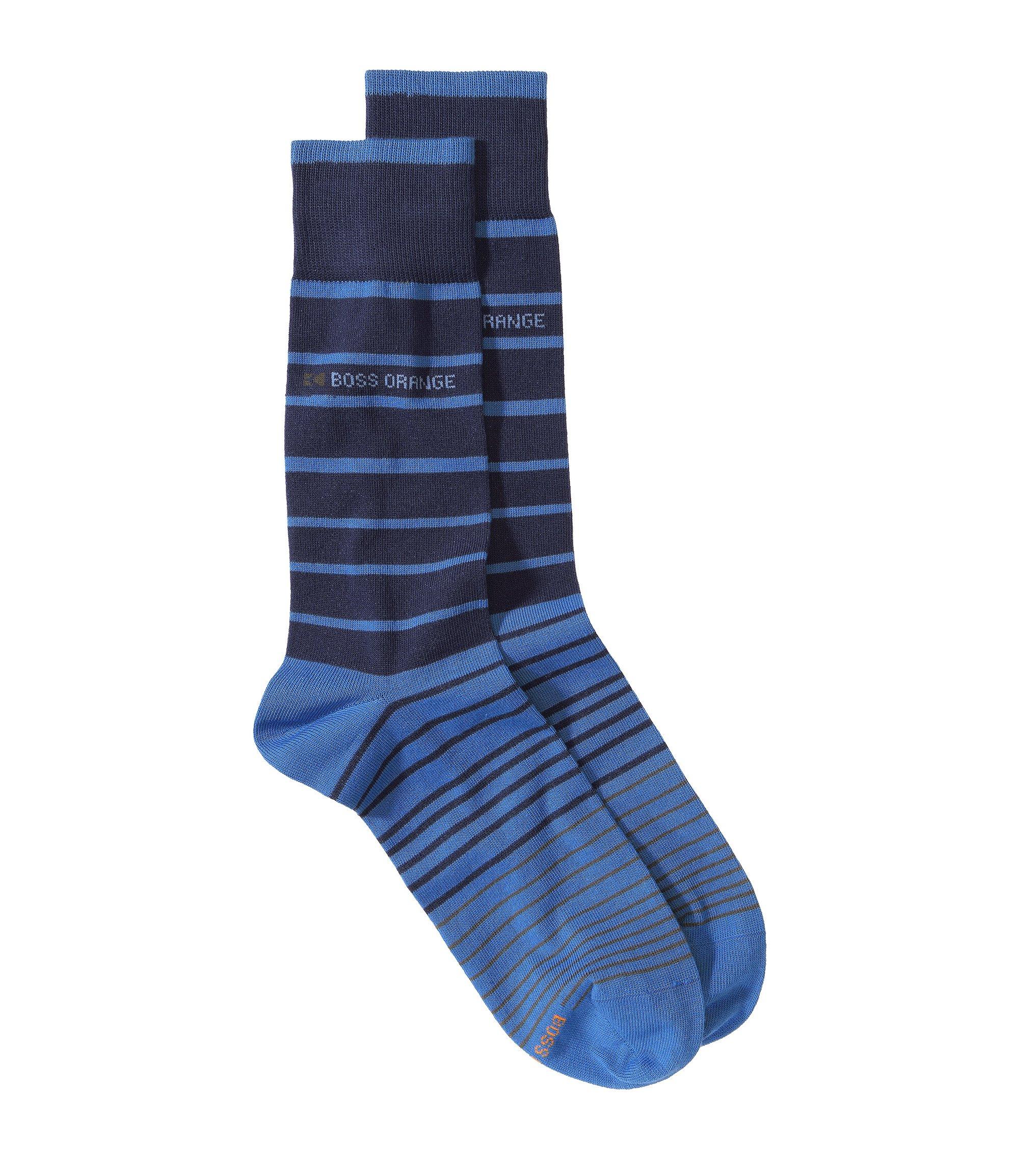 Socken ´RS Design` mit Komfortbund, Hellblau