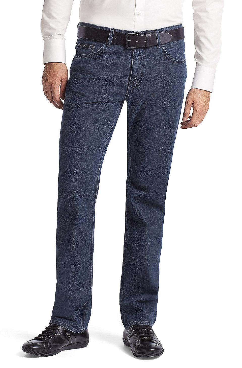 Boss Regular Fit Jeans Maine