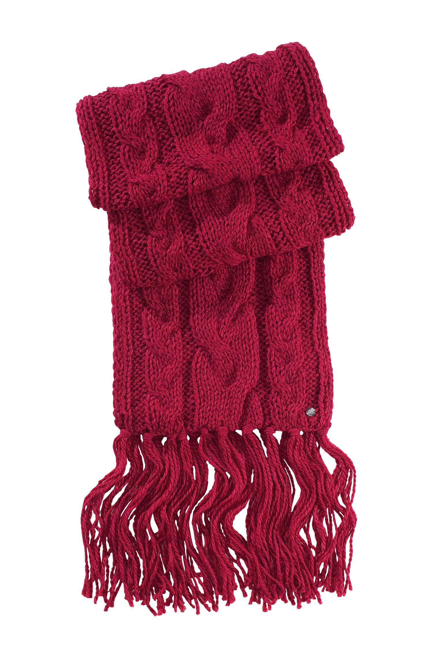 Écharpe en laine mélangée, Nosane