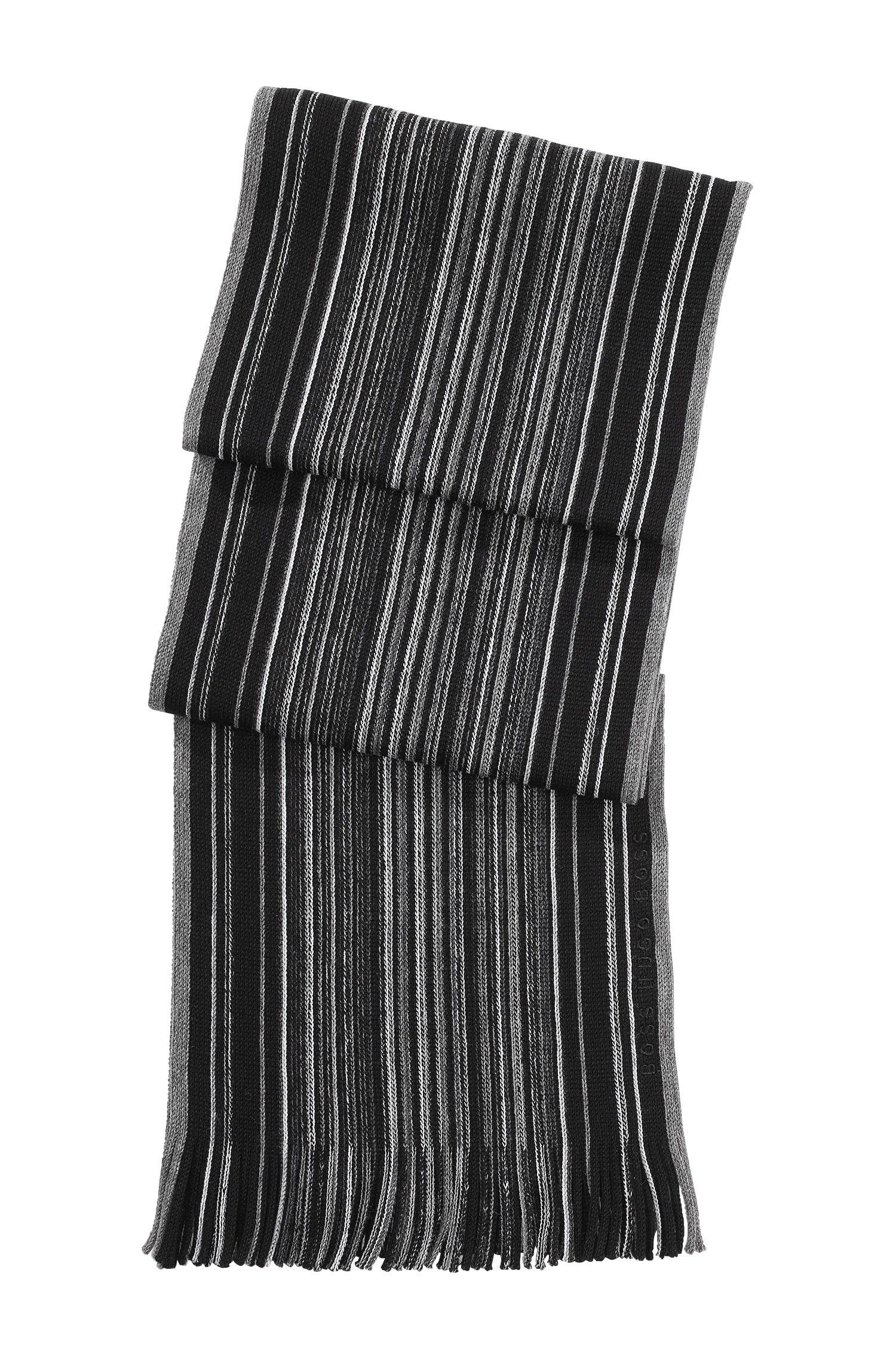 Sjaal ´Farion` van scheerwol
