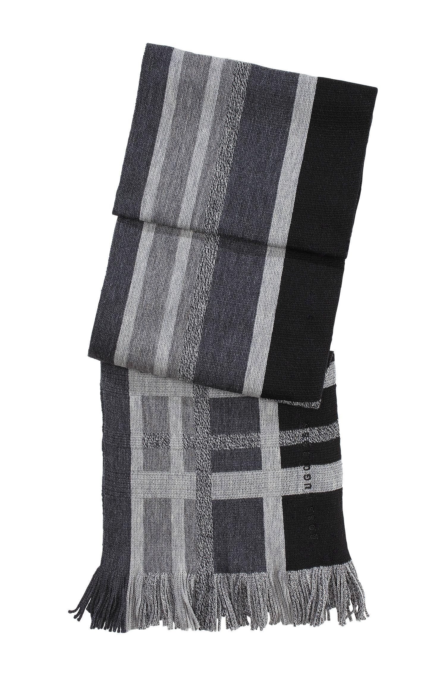 Schal ´Famit` aus Schurwolle