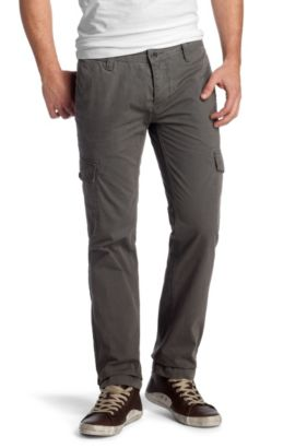 Slim-Fit Cargo ´Spinok-D`, Dunkelgrau