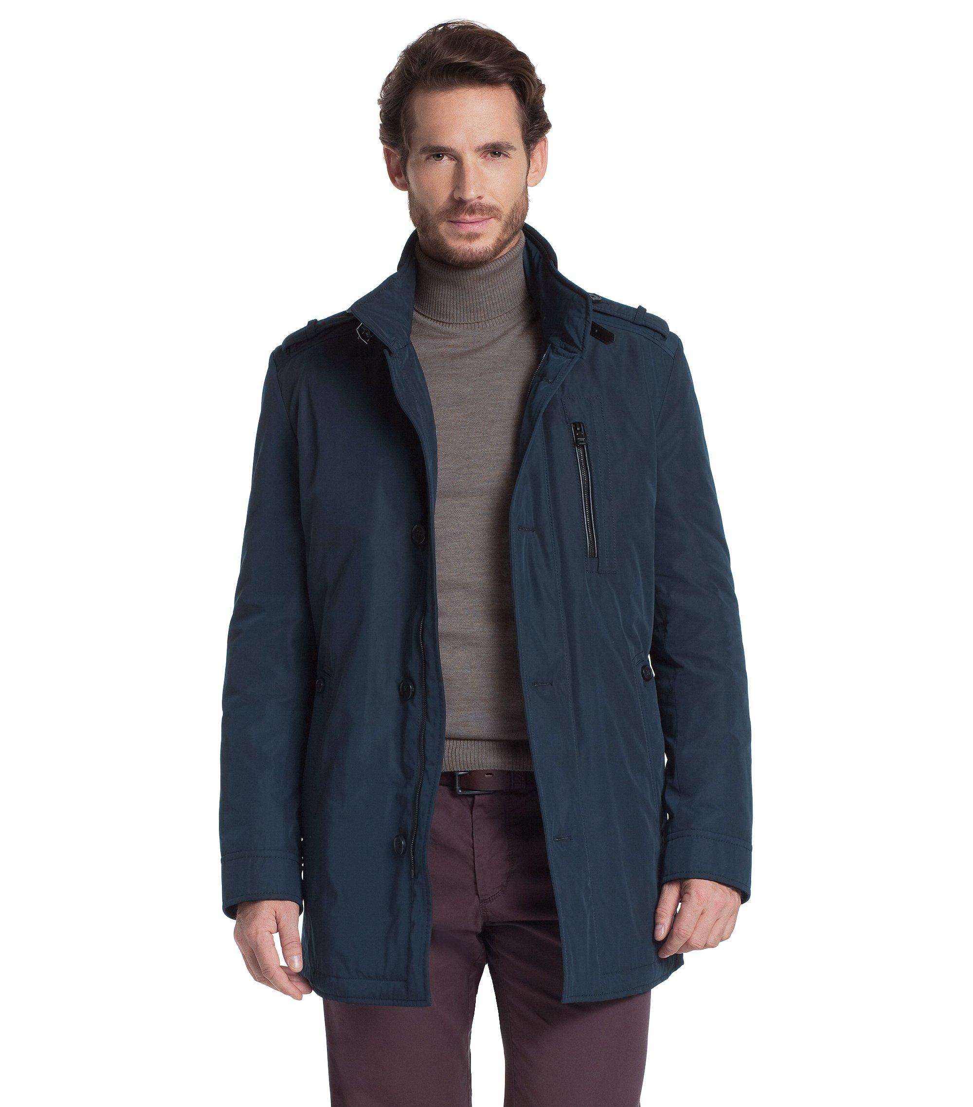 Outdoor-Jacke ´Conaz` aus Kunstfaser, Dunkelblau