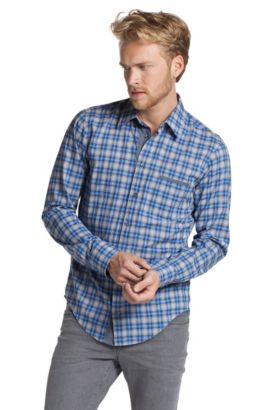 Regular-Fit Pullover ´Piceno 21`, Blau