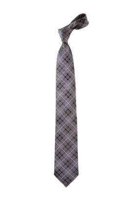 Cravate de la ligne Traveller, Tie 7,5 cm, Anthracite