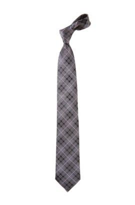 Cravate de la ligne Traveller, Tie 7,5 cm, Anthracite