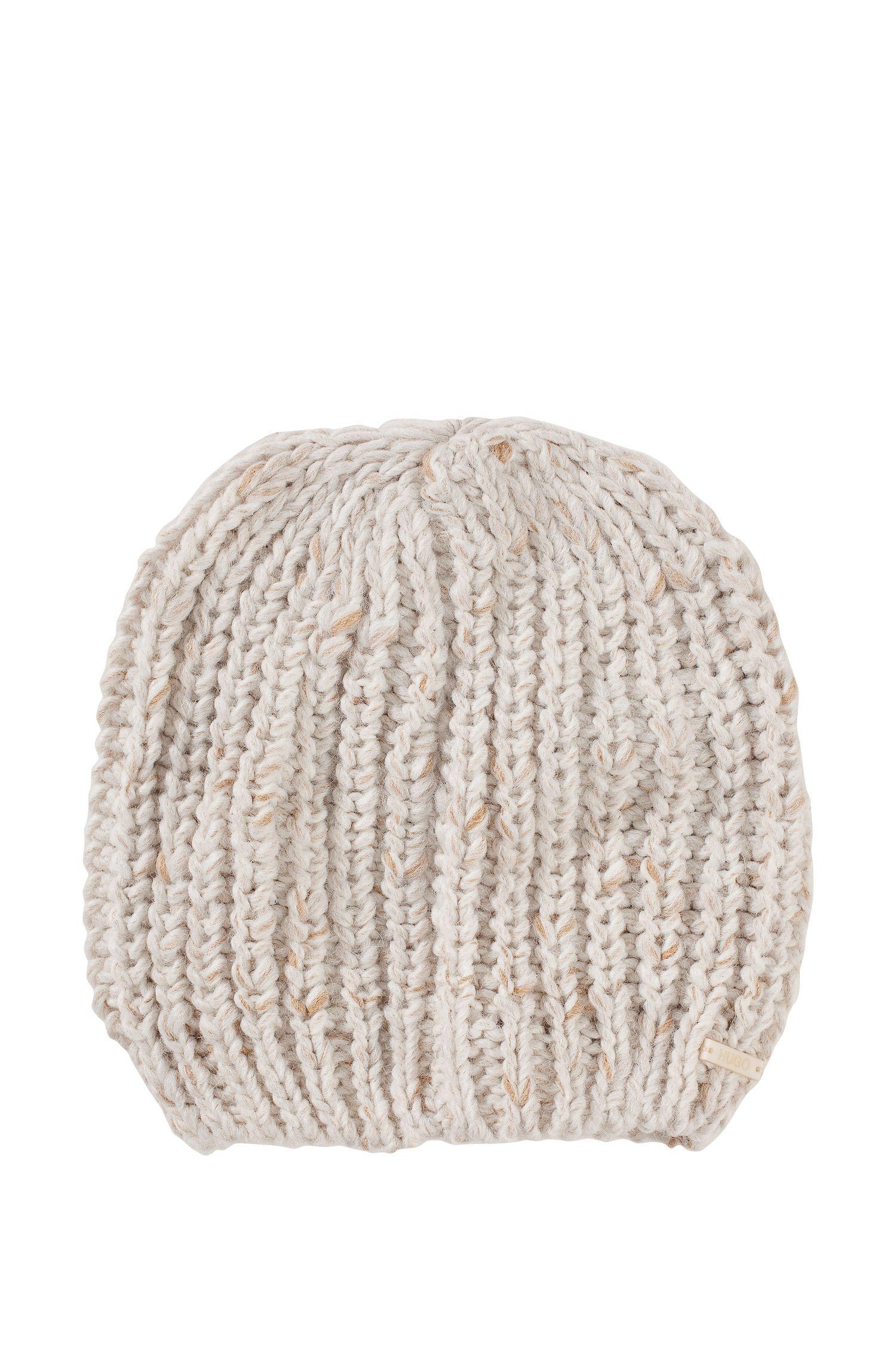 Mütze ´Women-X 395` mit meliertem Dessin
