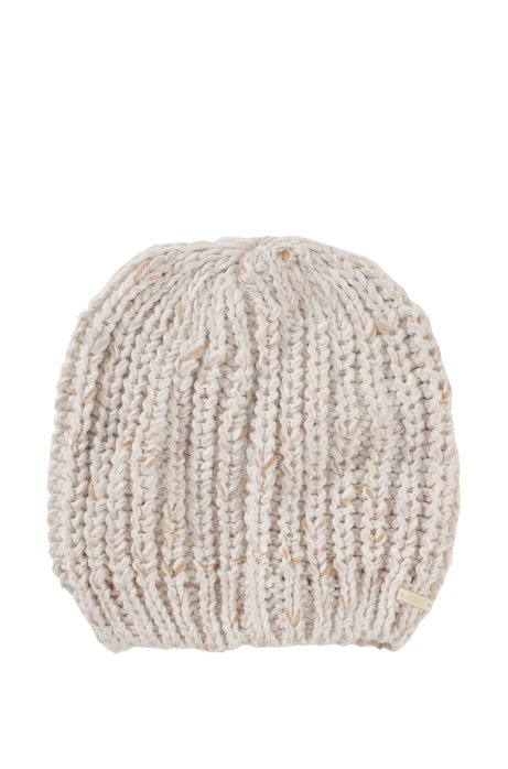 Mottled beanie 'Women-X 395', Patterned