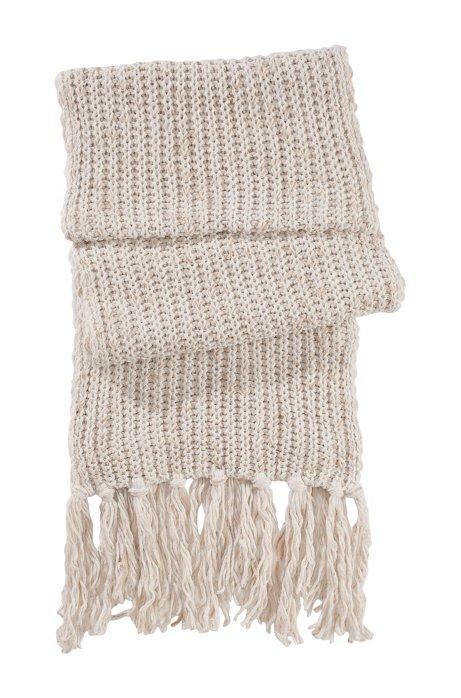 Mottled scarf 'Women-Z 395', Patterned