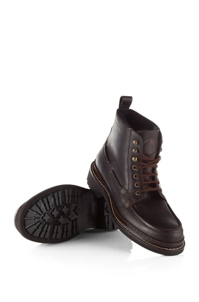 Calf leather boot 'Rubio'