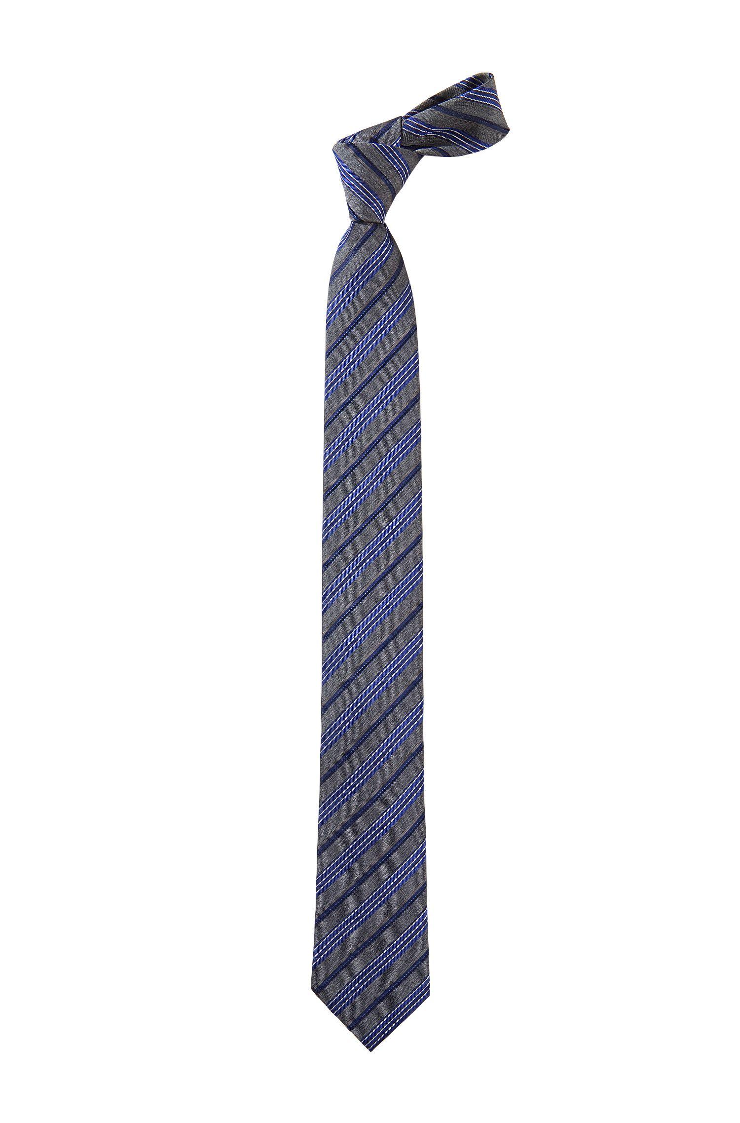 Krawatte ´Tie 6 cm` mit Streifen-Muster