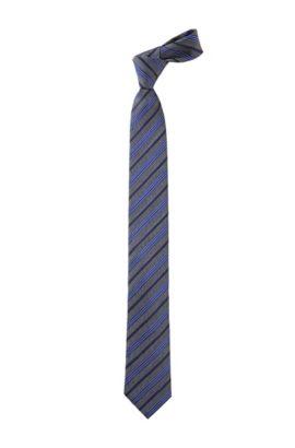 Krawatte ´Tie 6 cm` mit Streifen-Muster, Hellblau