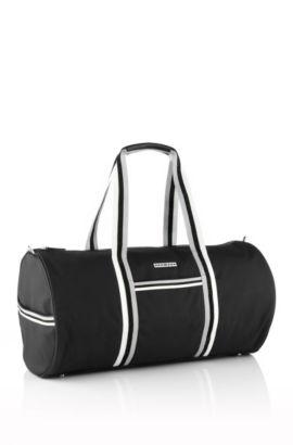 Reisetasche ´Circol` mit diversen Fächern, Schwarz