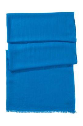 Foulard en modal, Women-Z 394, Turquoise