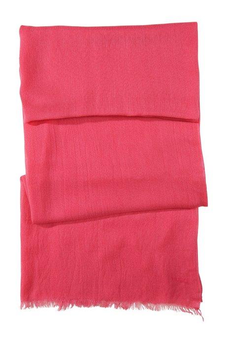 Modal scarf 'Women-Z 394', Pink