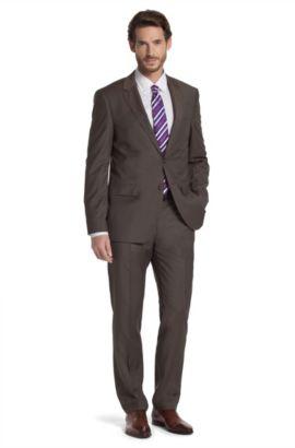 Travellerline Business-Anzug ´The Hour/Sharp5`, Khaki