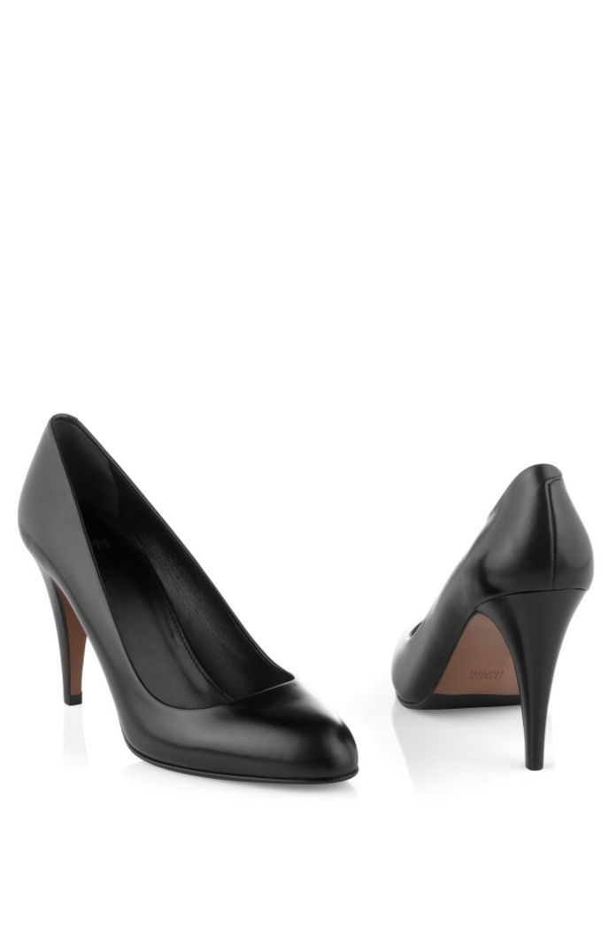 Court shoe made of smooth calf leather 'Daylin'