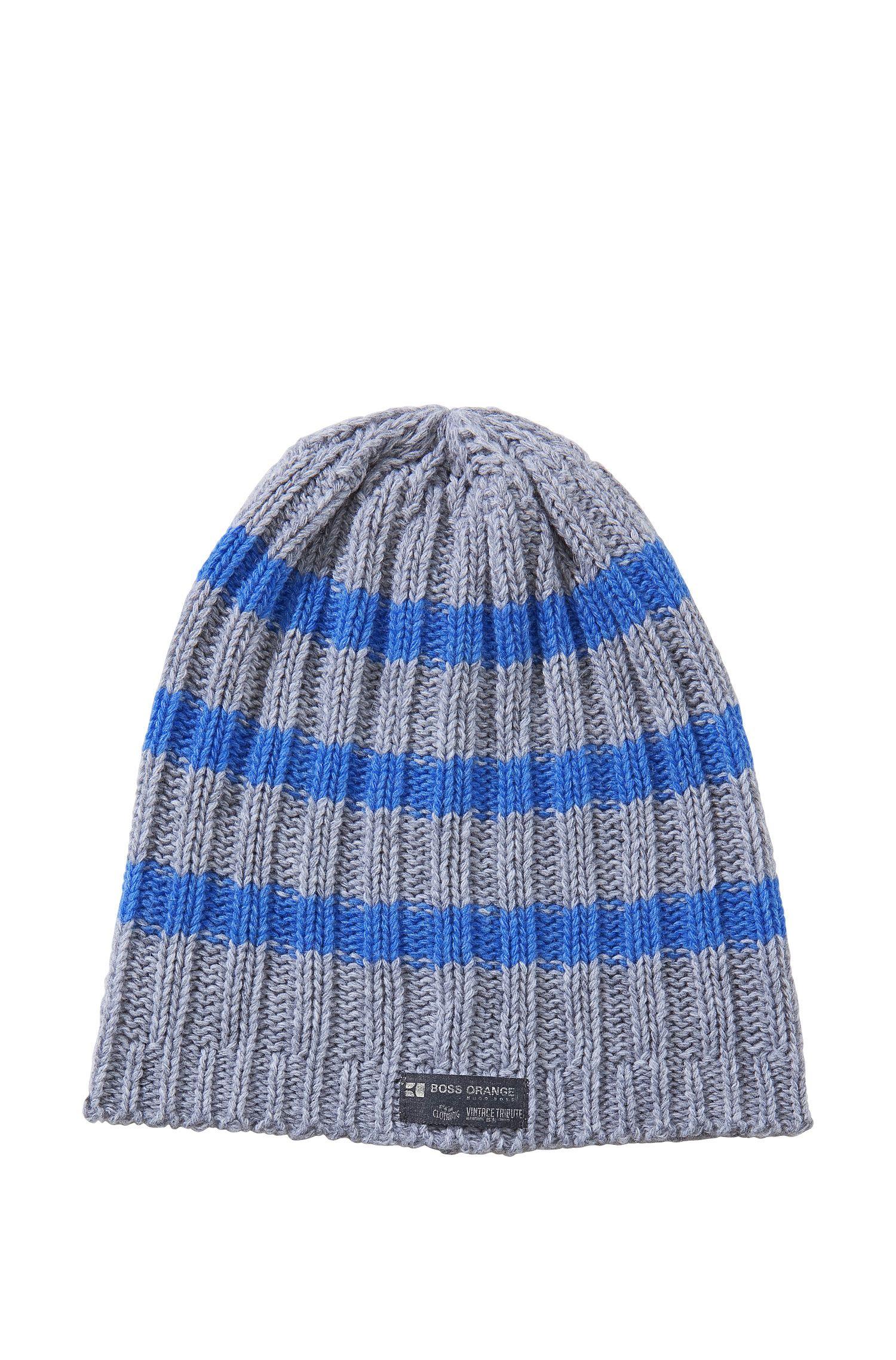 Mütze ´Fredemar` aus Woll-Mix