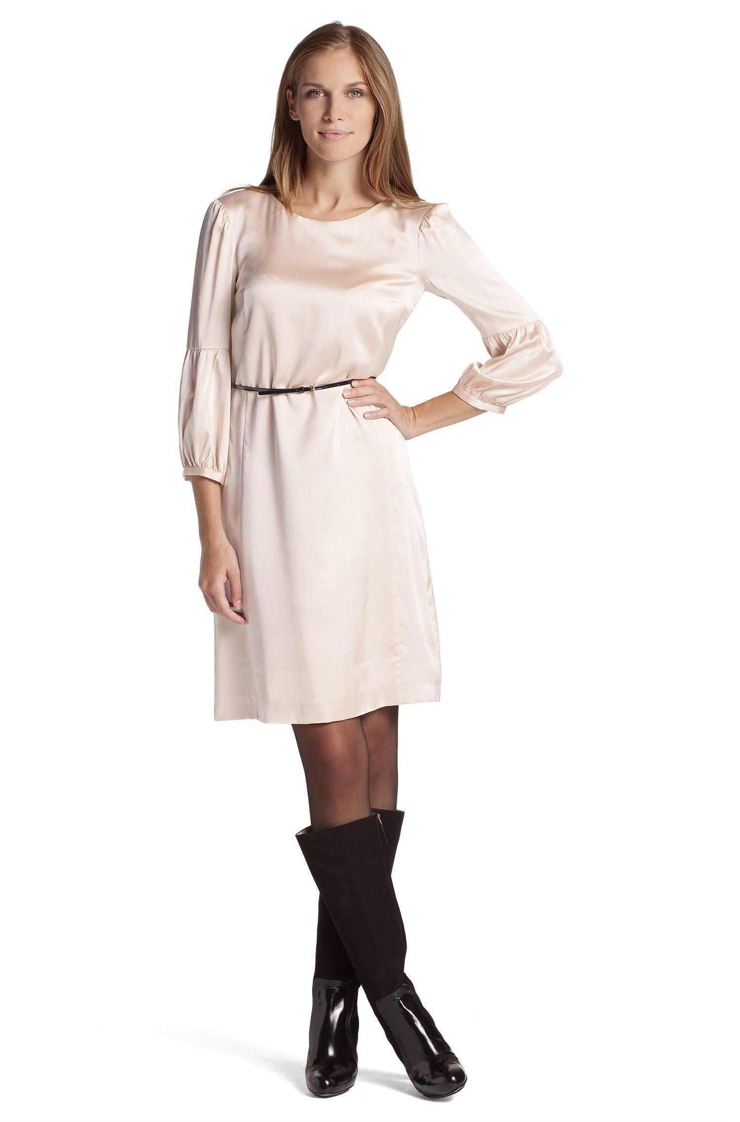 Kleid ´Delima` aus Seiden-Gemisch