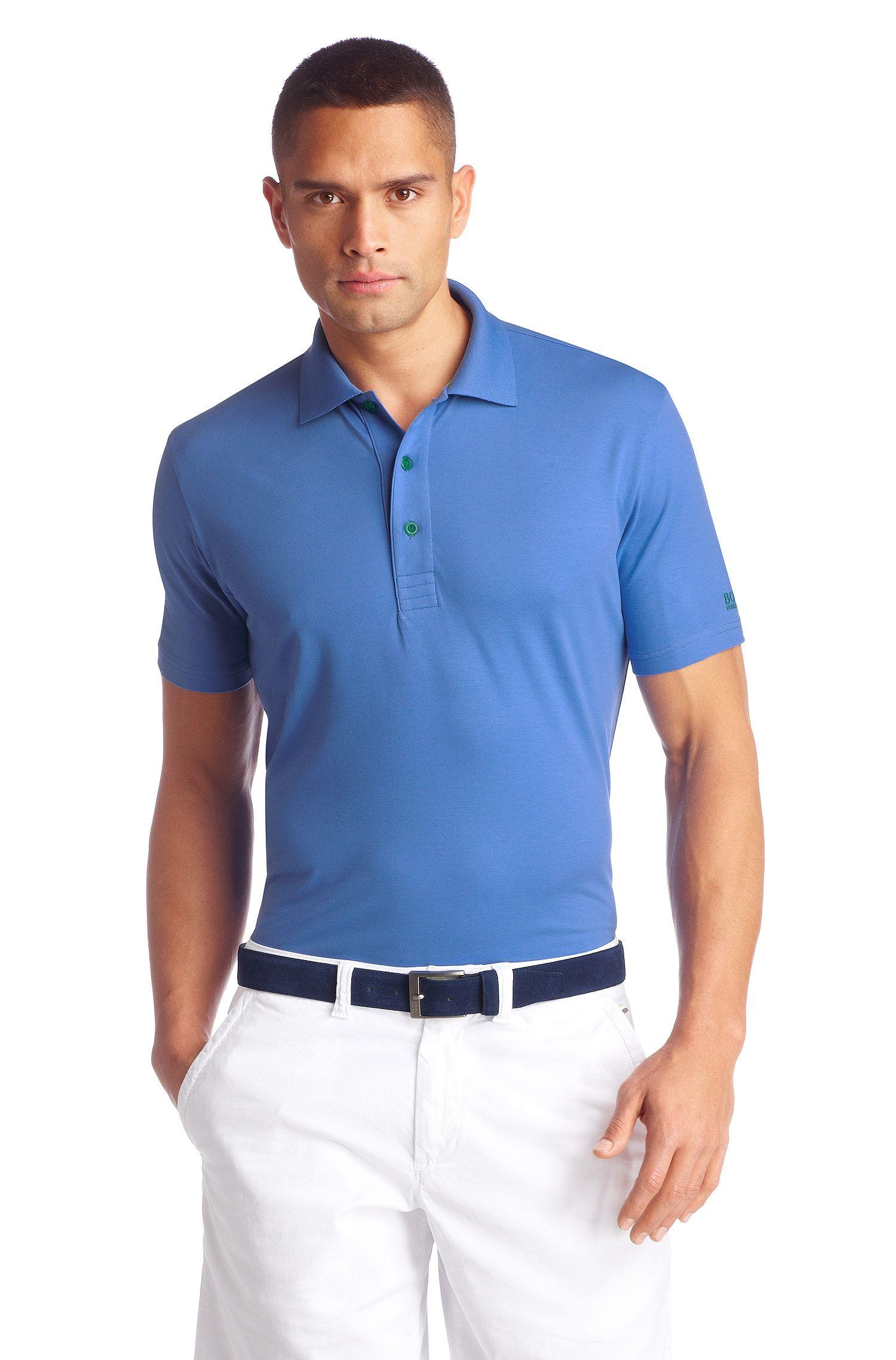 Regular-Fit Piqué-Poloshirt ´Patrick US`