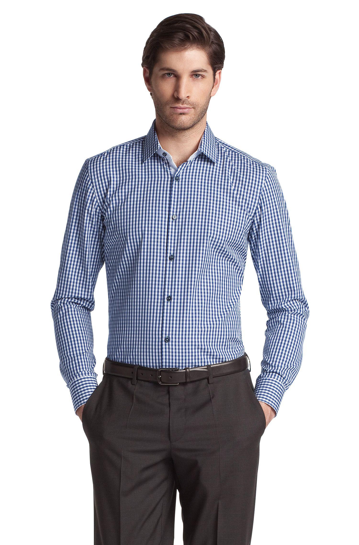 Business-Hemd ´Juri` mit Kentkragen