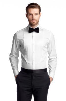 Comfort-Fit Business-Hemd ´Viktiano`, Weiß