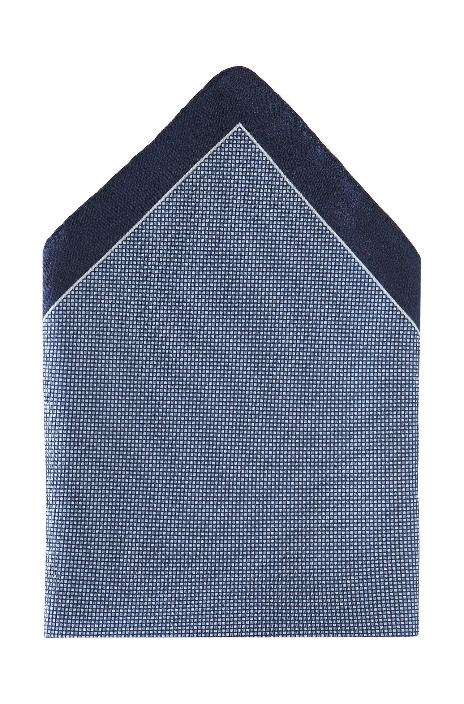 Pochette en soie, Pocket square 33 x 33