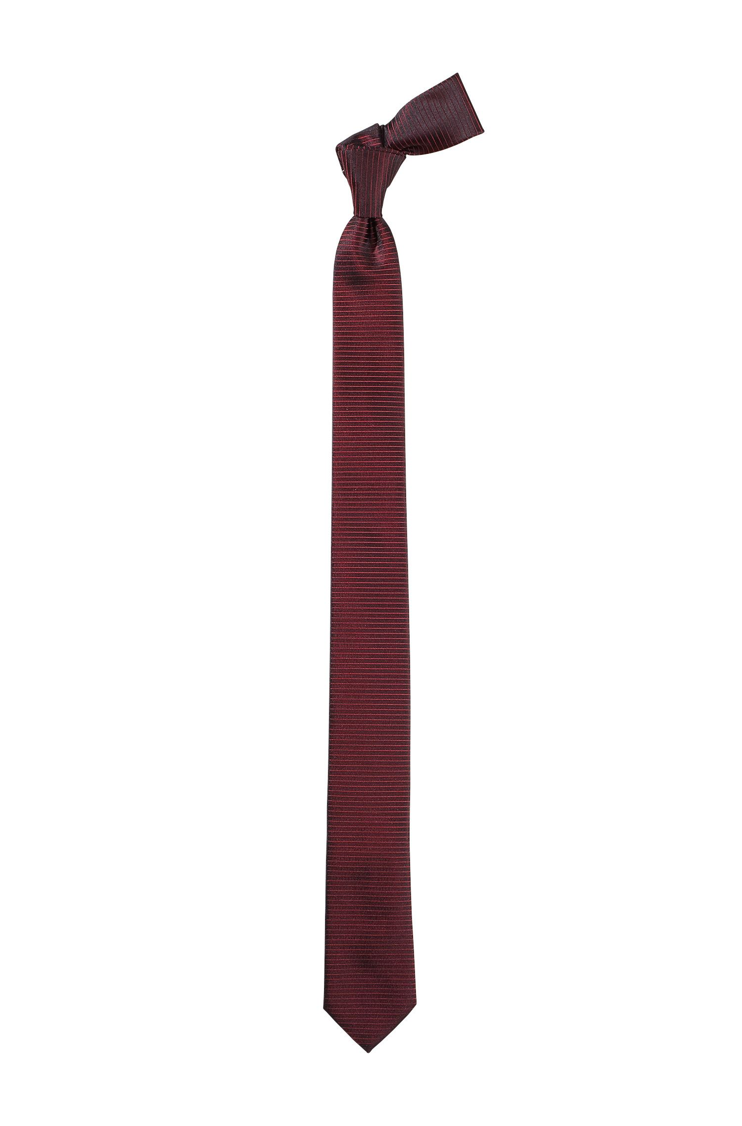 Cravate en soie, TIE CM 4,5