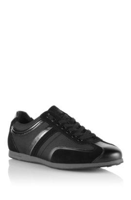 Sneakers 'Silvans', Zwart