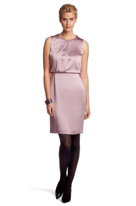 Shift dress 'Dasolia 1', light pink