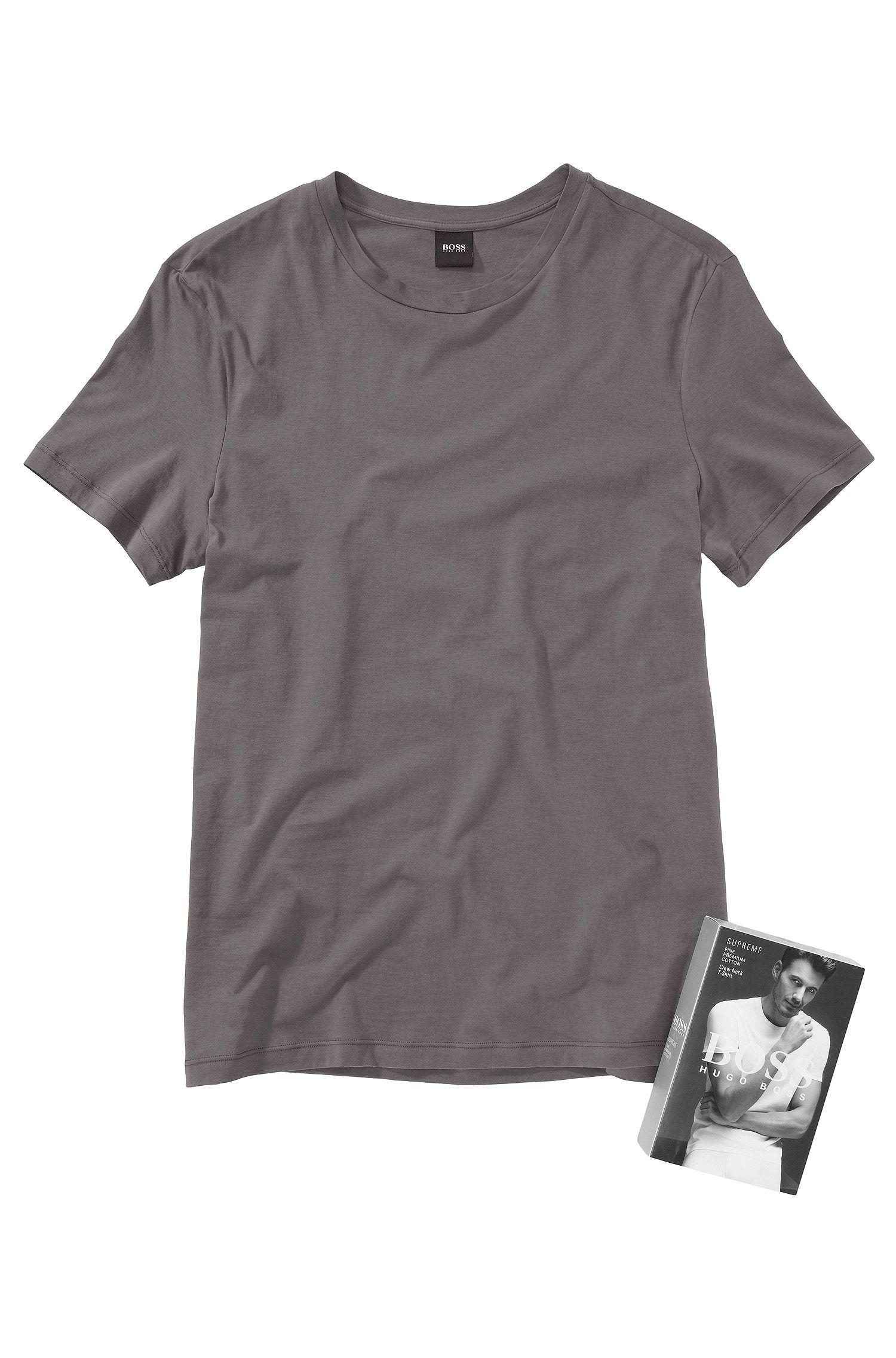 T-Shirt aus Jersey-Baumwolle