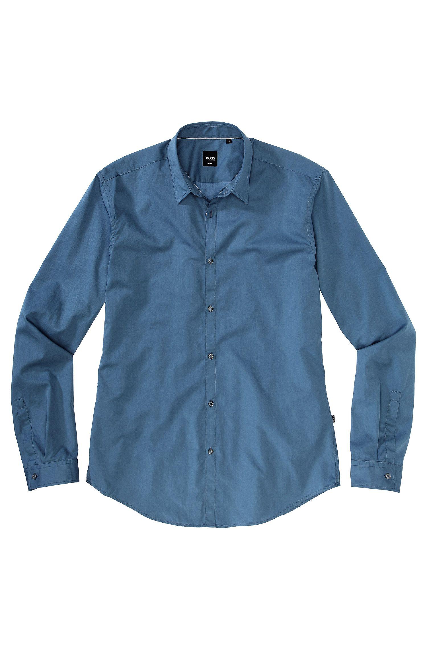 Freizeit-Hemd ´Remus Modern Essentials`, Blau