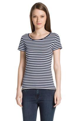 T-shirt en coton mélangé, Debia_2, Fantaisie