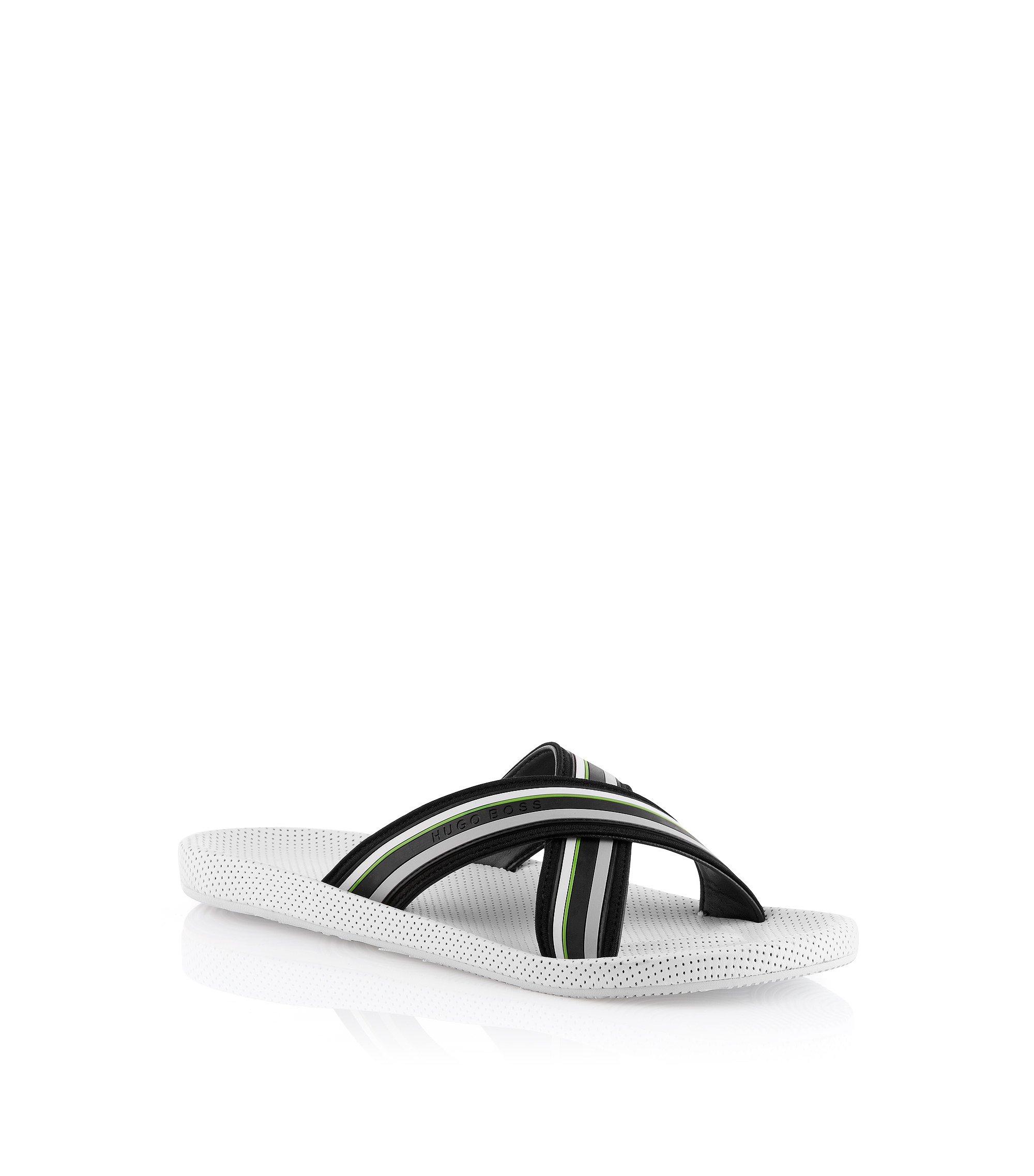 Sandales sans fermeture, Shoreline I Web, Noir