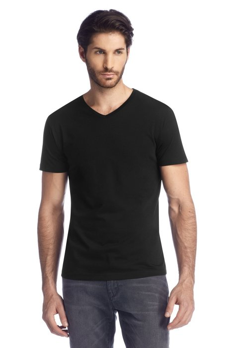 T-shirt 'Canistro 80 Modern Essential', Black