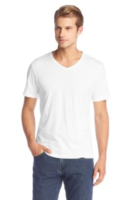 T-shirt 'Canistro 80 Modern Essential', White