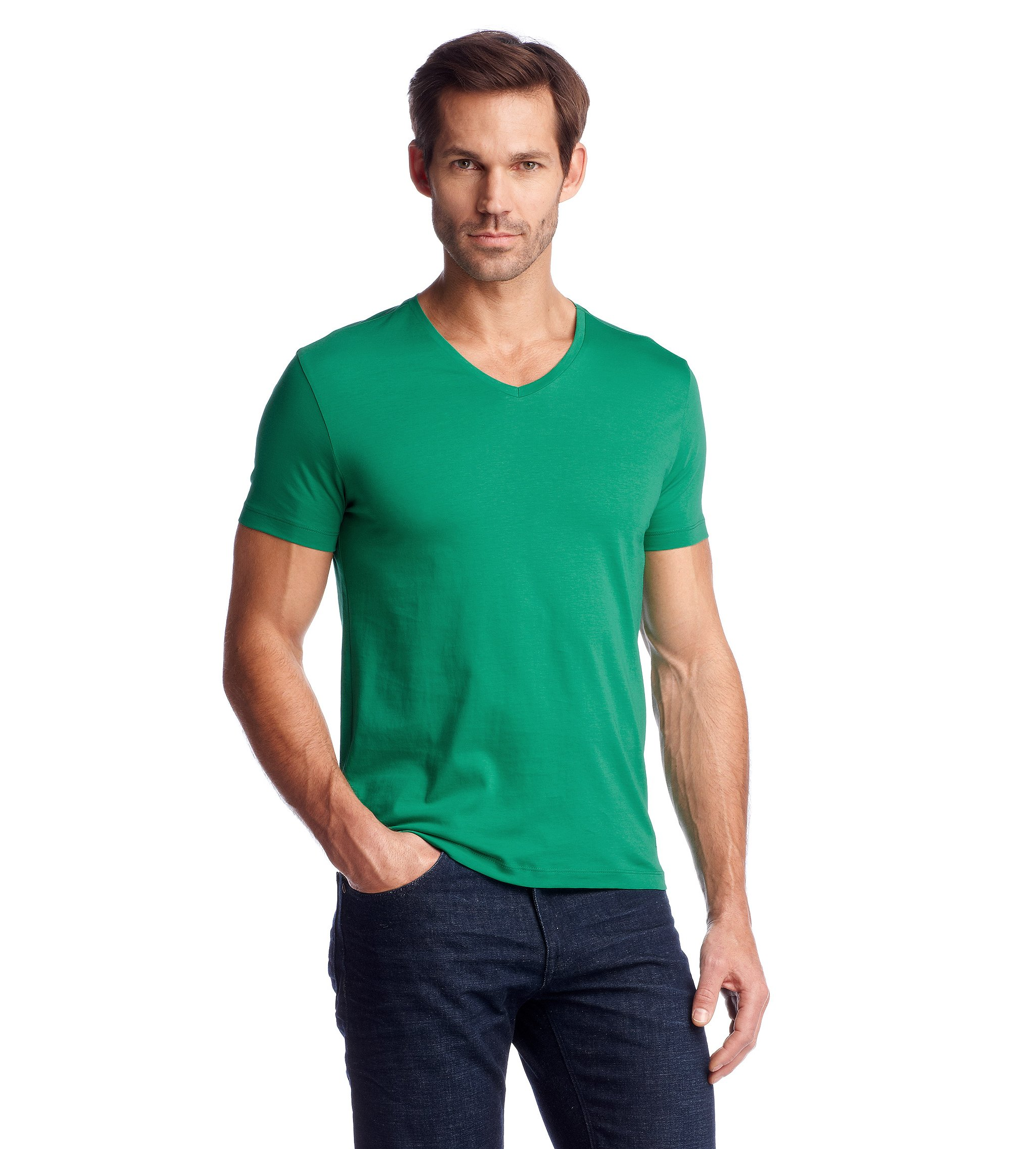 T-shirt 'Canistro 80 Modern Essential', Green