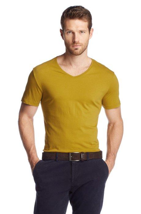 T-shirt 'Canistro 80 Modern Essential', Light Green